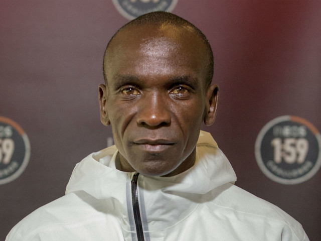 Sport shorts: Eliud Kipchoge attempts 1:59 marathon record and F1 moves Japanese GP qualifying to Sunday