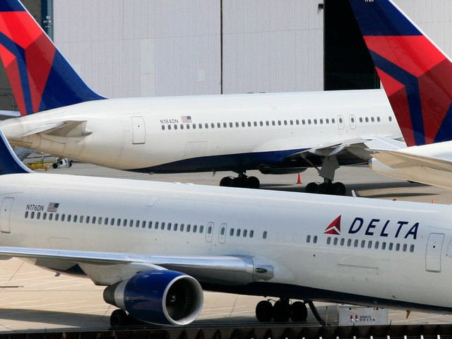 A Delta flight was delayed 3 hours after a passenger managed to board without a ticket (DAL)