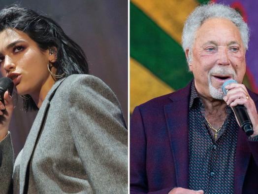 Dua Lipa and Tom Jones to Perform at amfAR's Cannes Gala (EXCLUSIVE)