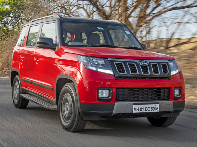 Review: 2019 Mahindra TUV300 review, first drive