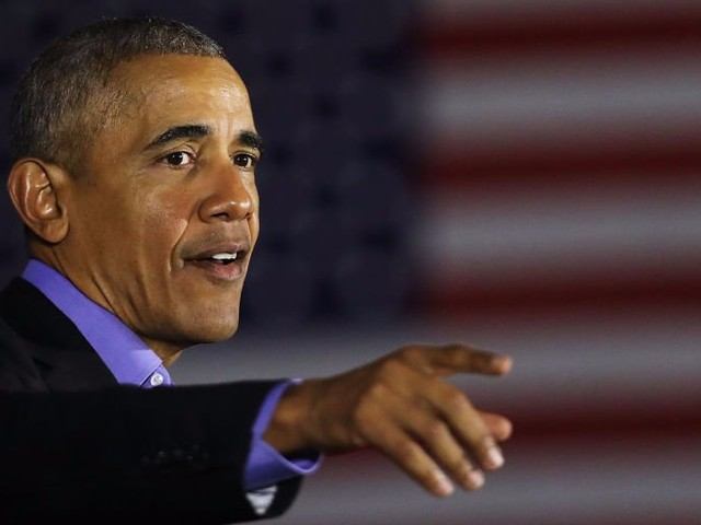 Obama says the current political climate sometimes feels like the '19th century'