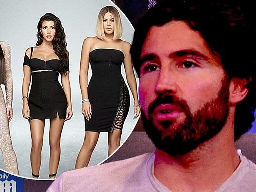 DailyMailTV EXCLUSIVE: Brody Jenner says his reality show inspired Keeping Up With The Kardashians