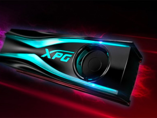 ADATA Announces XPG Storm: A Cooler for M.2 SSDs with a 16500 RPM Fan