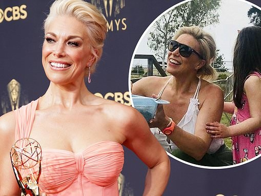 Ted Lasso star Hannah Waddingham and her daughter's struggle with HSP
