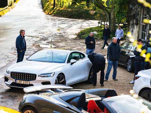 2019's best cars: the Autocar road testers' Christmas dinner