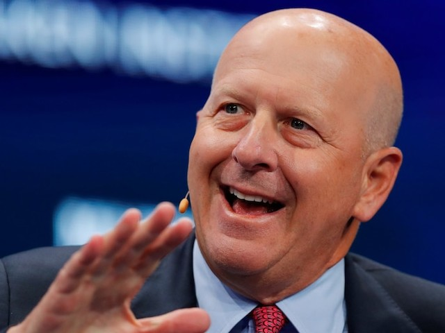'There's no gender bias': Goldman's CEO pushes back on criticism of the Apple Card