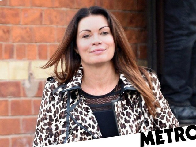 Coronation Street star Alison King is 'engaged' to her long term partner