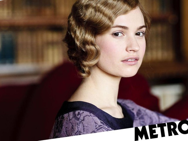 Lily James admits she will not be returning to Downton Abbey for upcoming movie