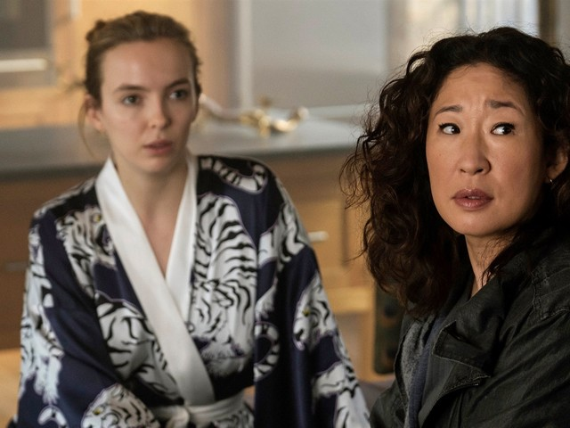 What's on this weekend? From Killing Eve to Sergio