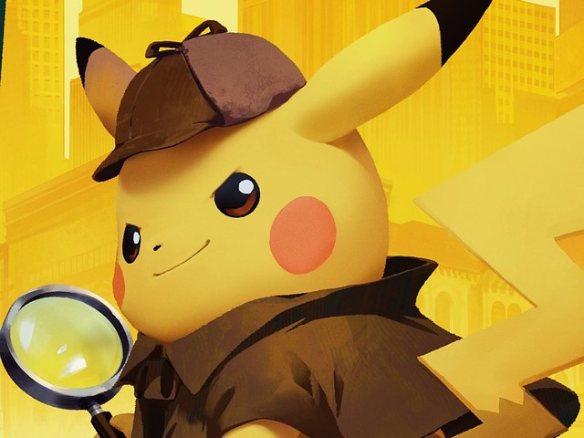 Detective Pikachu's on the case in the latest trailer
