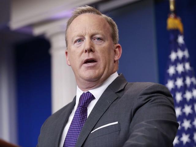 White House Press Secretary Sean Spicer resigns, sources say
