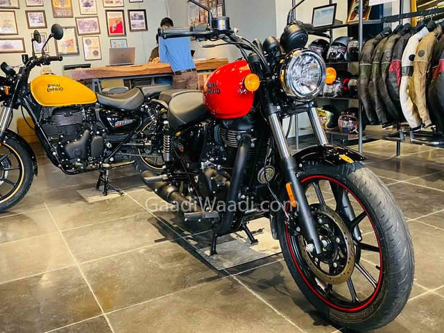 Royal Enfield Meteor 350 Prices Up By Rs. 25,000 In Just 11 Months