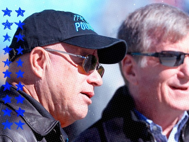 What Ron Rivera's firing means for Cam Newton and the Panthers