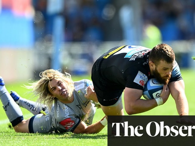 Exeter secure home play-off semi-final as thrilling comeback sinks Sale
