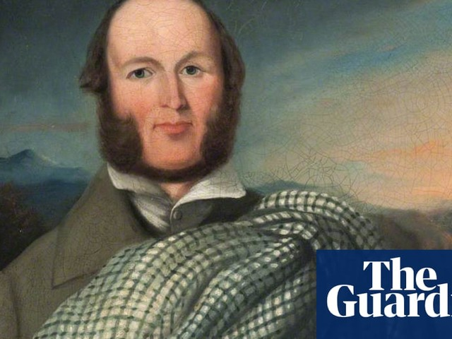 What garment is Horatio Ross wearing? The great British art quiz