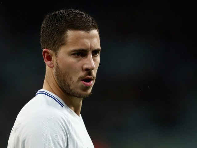 Eden Hazard has no desire to leave Chelsea despite 'admiration' for Real Madrid