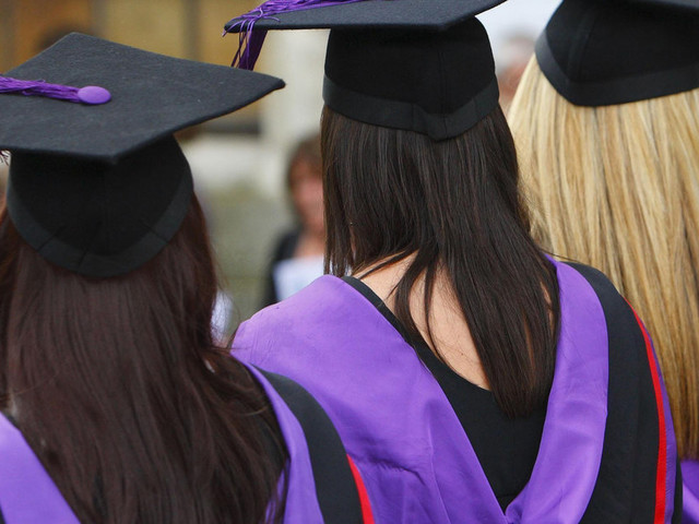 Poor Students Leave University With The Most Debt, Theresa May Admits