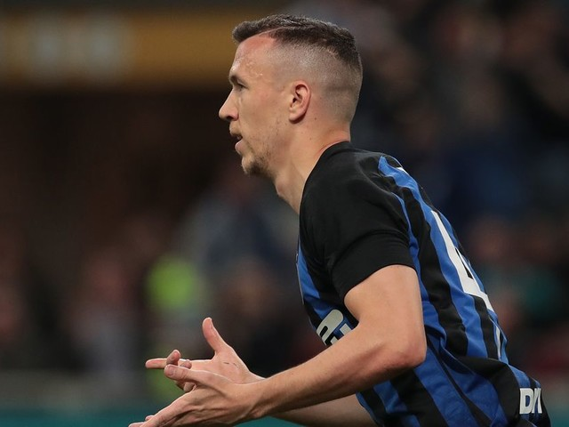 Late equalizer helps Inter Milan draw with Roma