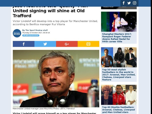 Jose Mourinho told 'quality' Man United signing will shine at Old Trafford