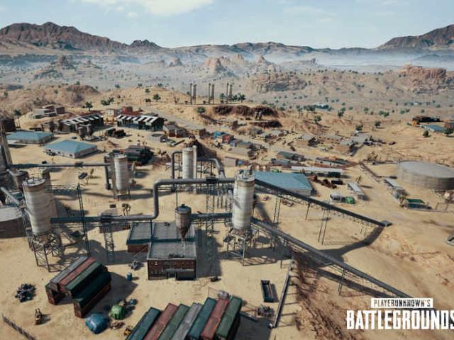 New PlayerUnknown Battleground PUBG Miramar Map Introduced