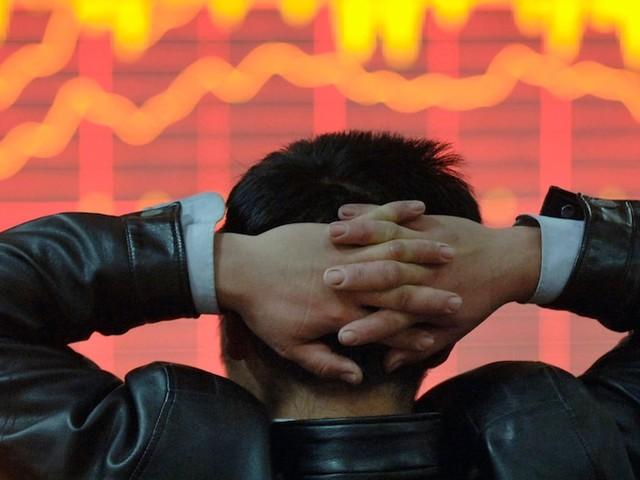 Asian stocks are following Wall Street's bloodbath as the US-China trade war heats up