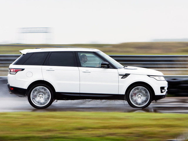 Nearly-new buying guide: Range Rover Sport