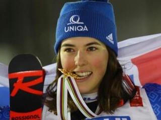 Shiffrin 1, Vlhova 1: Slalom to decide queen of ski worlds