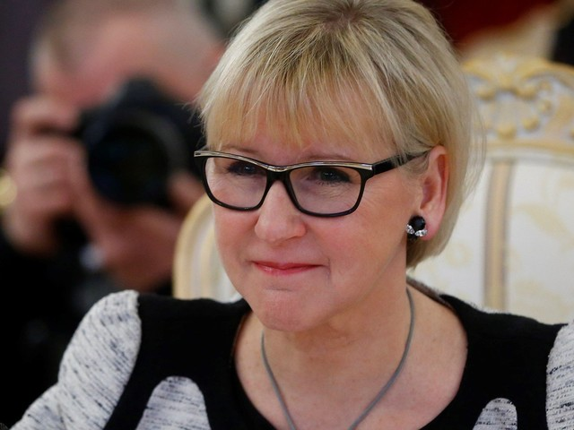 How Sweden's Feminist Foreign Minister Is Dealing With The Age Of Trump