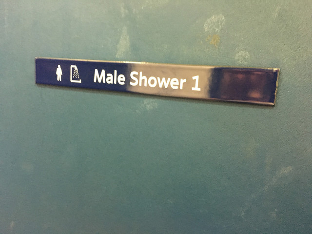 Where Is London's Best Train Station Shower?