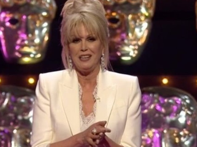 Baftas 2019: Joanna Lumley's Opening Jokes Fail To Land As Viewers Savage Script