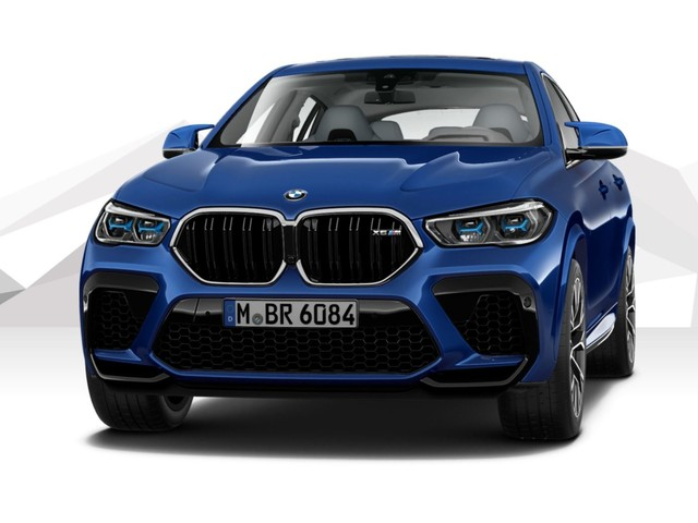VIDEO: 2020 BMW X6 M looks pretty amazing with some chrome parts
