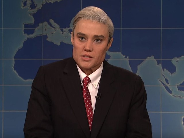 Saturday Night Live Presents Robert Mueller by (Who Else?) Kate McKinnon