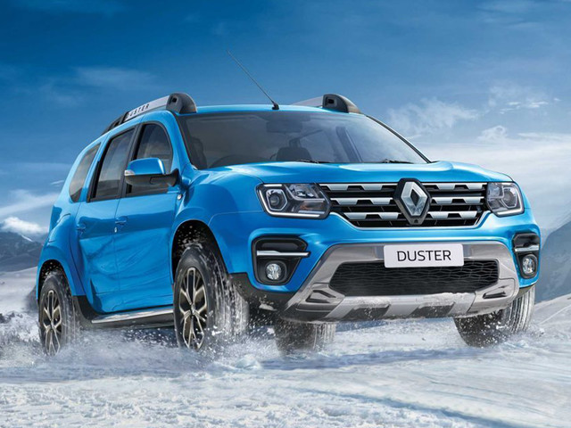 Renault Duster facelift price, variants explained