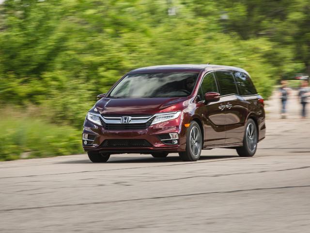 2018 Honda Odyssey – In-Depth Review