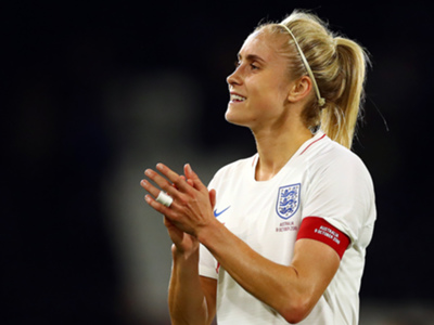 Houghton could miss Norway clash with England captain declared a 'major doubt'