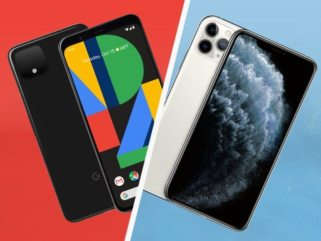 We compared the iPhone 11 Pro Max to the Google Pixel 4 XL to see which is the better extra-large phone — and iPhone 11 Pro Max wins on design, interface, and camera