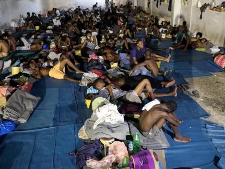 Dozens of migrants feared dead off Libya after boat runs out of fuel