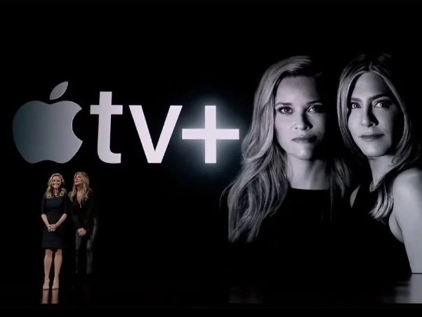 Apple TV+ The Morning Show first full trailer released