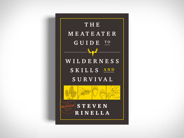 Outdoor Adventurer How-To Books - 'The MeatEater Guide to Wilderness Skills and Survival' is Helpful (TrendHunter.com)