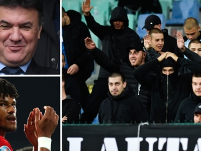 Bulgarian football chief Mihailov resigns after England racism scandal