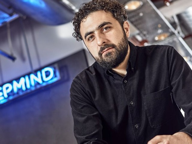 Mustafa Suleyman: The liberal activist who cofounded Google's $486 million artificial intelligence lab (GOOG)