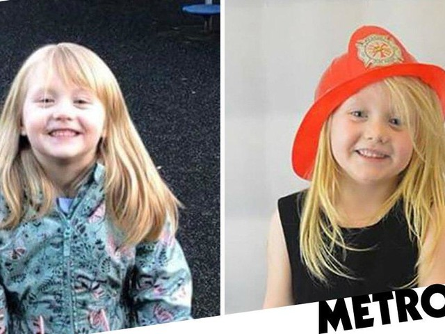 Pictures of raped and murdered girl Alesha MacPhail, 6, shown to jury