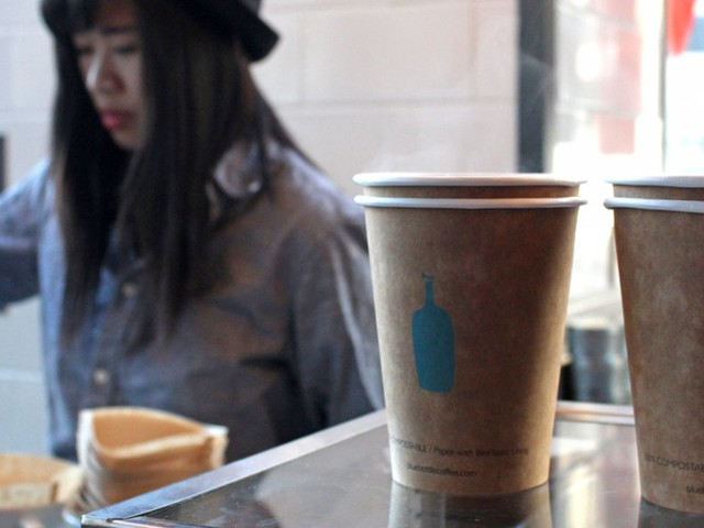 Nestlé is spending up to $500 million to buy a majority stake in trendy coffee chain Blue Bottle (NESN)