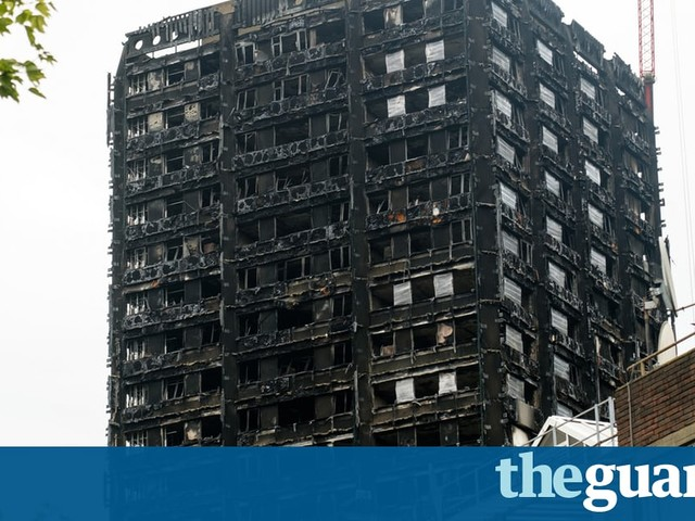 Grenfell inquiry should shine a spotlight on UK's housing issues | Letters