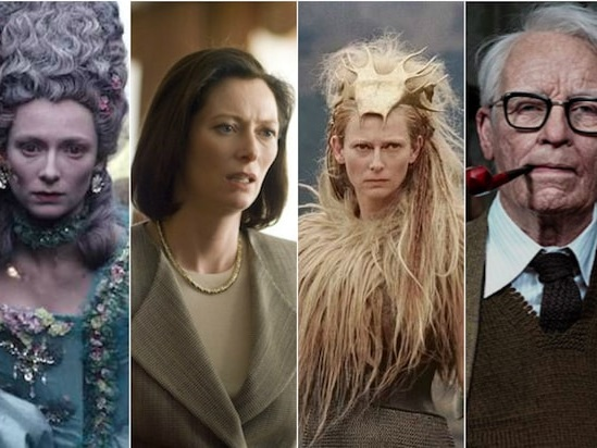 The Evolution of Tilda Swinton, From 'Orlando' to 'The Human Voice' (Photos)