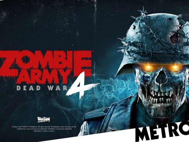 Zombie Army 4: Dead War hands-on preview – night of the living dead Nazis