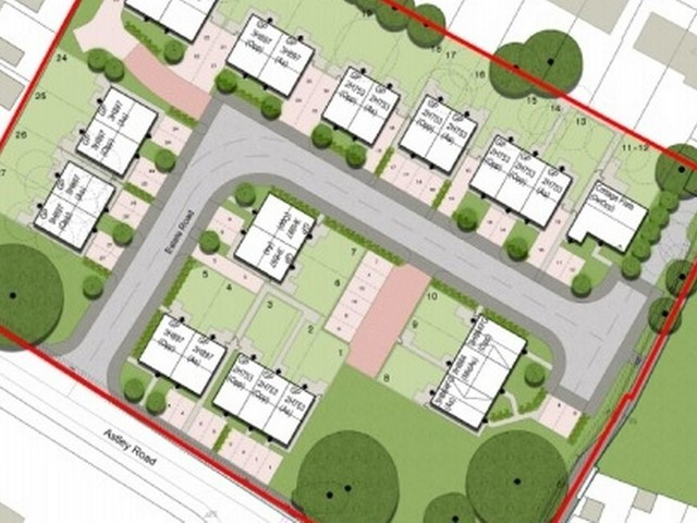 A new mini-estate will be built in Cadishead - and all of the homes are affordable