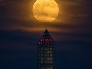 I see a bad moon rising