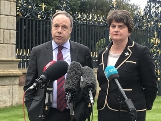 DUP says voting against Brexit deal 'not the end of the game'