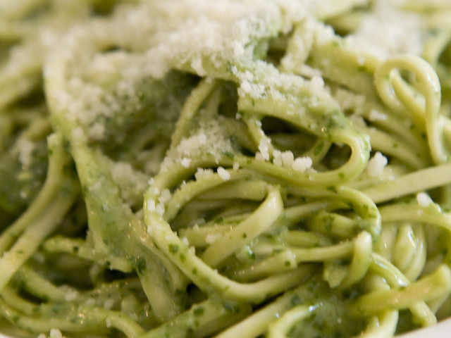 Health Warning Issued Over Pesto That's '30% Saltier Than Seawater'